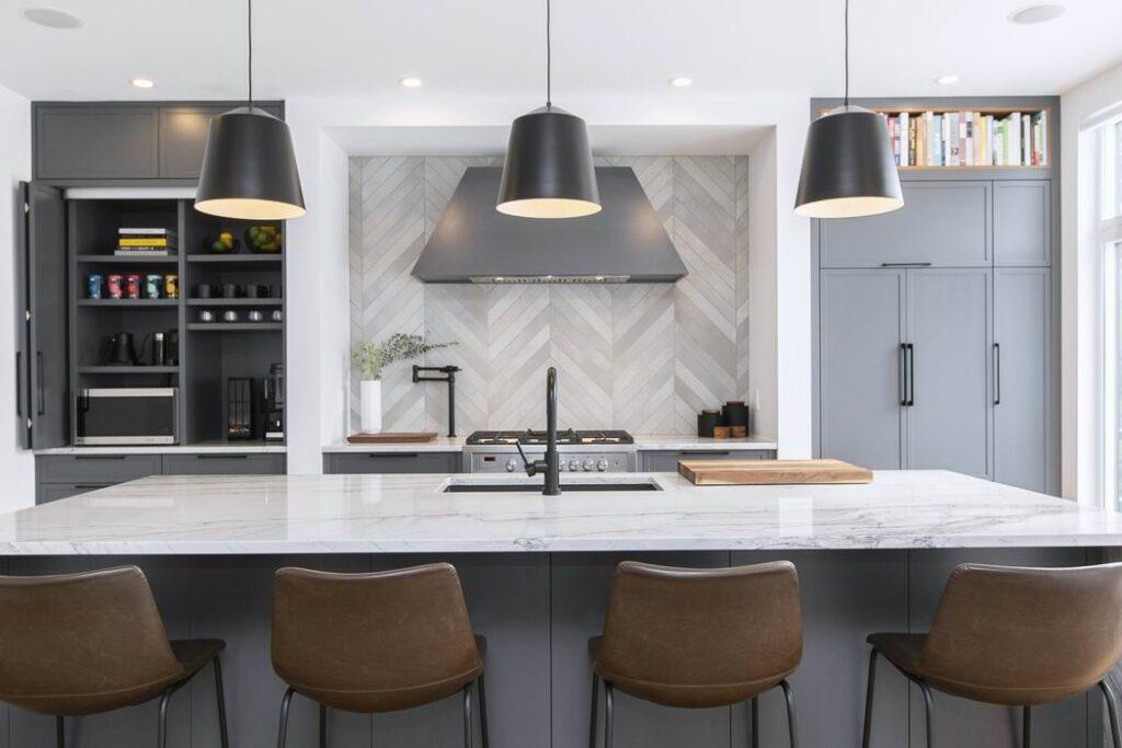 2019 People's Choice Award Ottawa Housing Design Awards Johnny B Drywall with Art & Stone Group