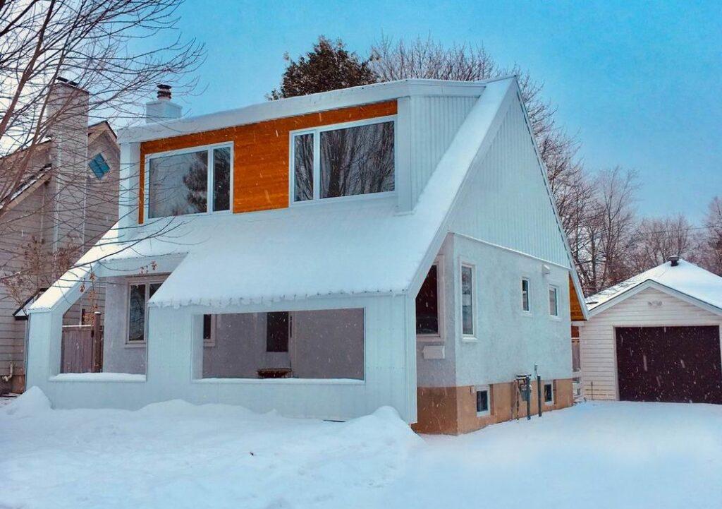 2019 People's Choice Award Ottawa Housing Design Awards 25:8 Architecture + Urban Design