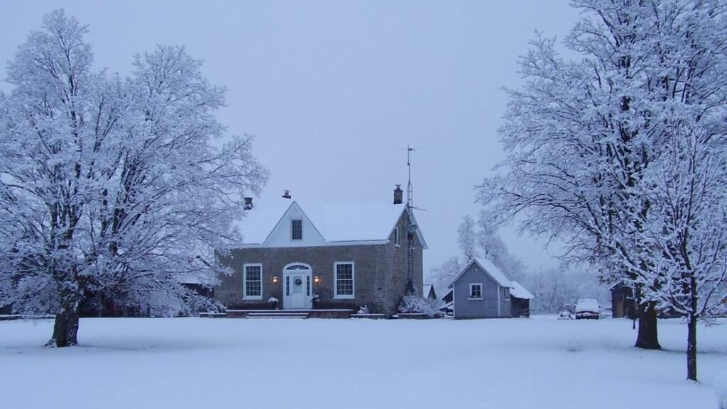 Christmas in Carleton Place House Tour Christmas decorating ideas