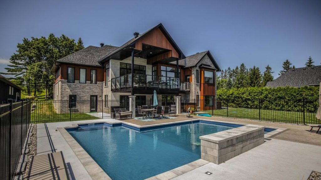 2019 Housing Design Awards Ottawa design awards Greenmark Builders custom home Ottawa