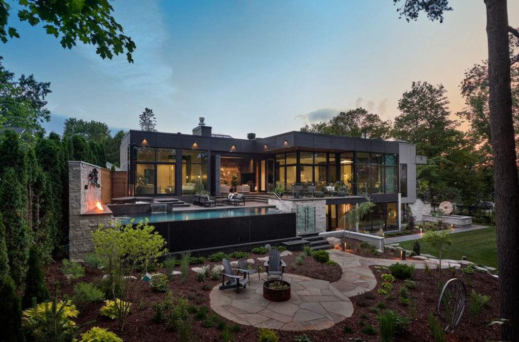 2019 Housing Design Awards Ottawa design awards Brenmar Construction André Godin Design custom home Ottawa