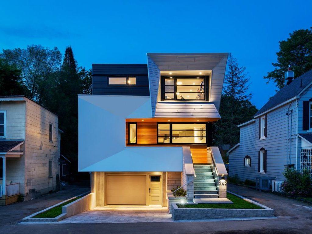 2019 Housing Design Awards Ottawa design awards Ha2 Architectural Design RND Construction custom home Ottawa