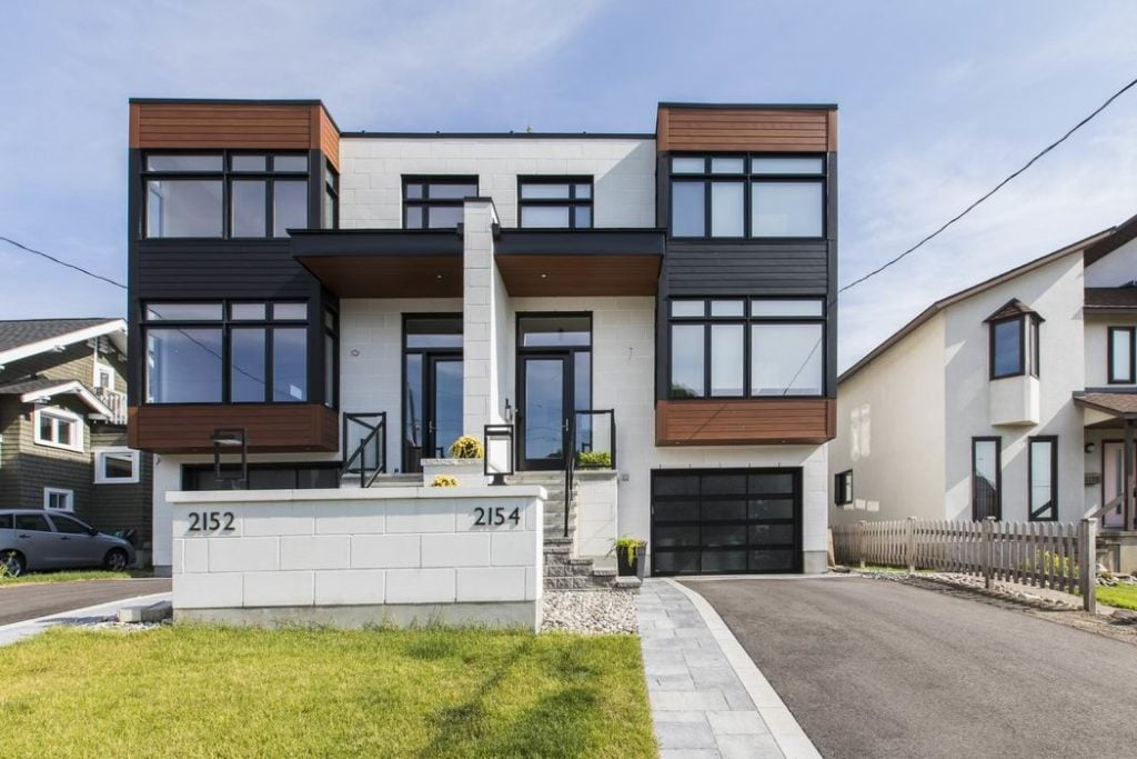 2019 Housing Design Awards Ottawa design awards Canterra Design + Build custom home Ottawa