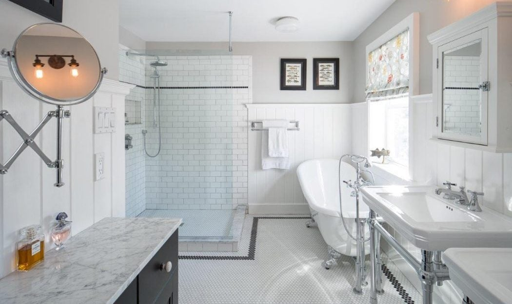 10 creative ways to use tile in your home Ottawa homes interior design