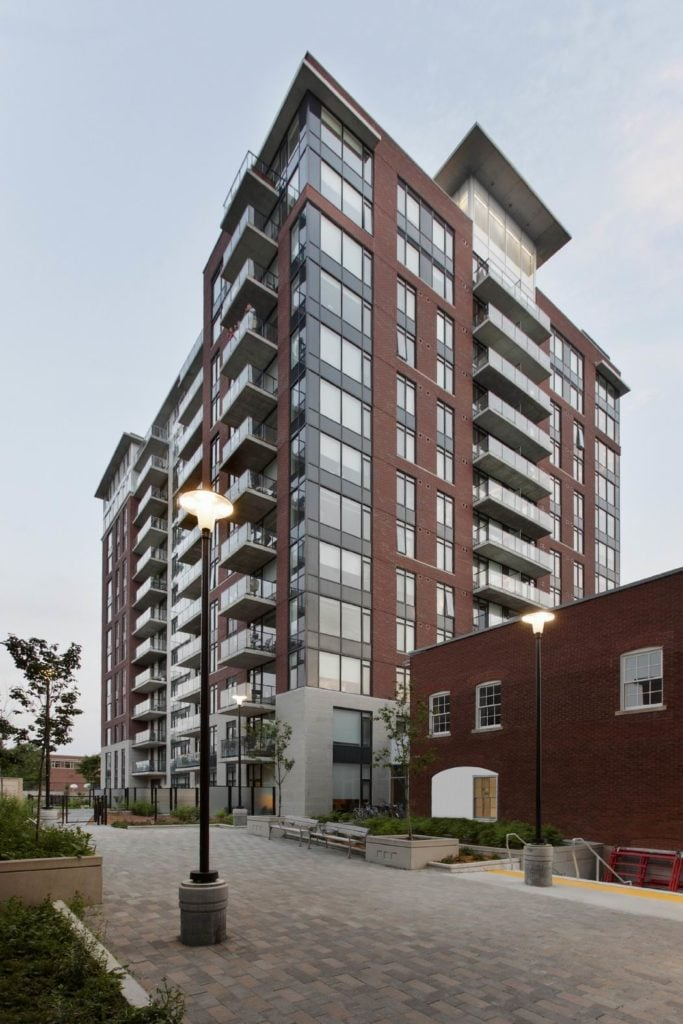 2019 Housing Design Awards Ottawa design awards Hobin Architecture Tamarack Developments Ottawa condos