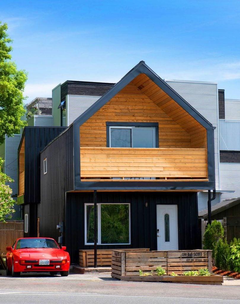 2019 Housing Design Awards Ottawa design awards 25:8 Architecture + Urban Design Ottawa renovations