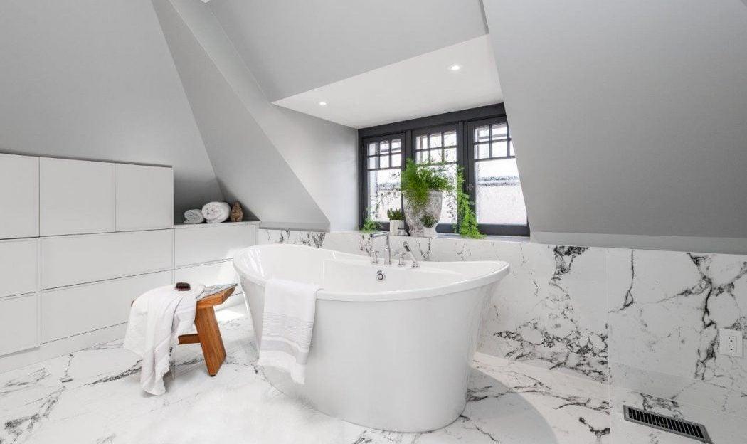 ARTium Design Build ensuite update home improvement bathroom remodel