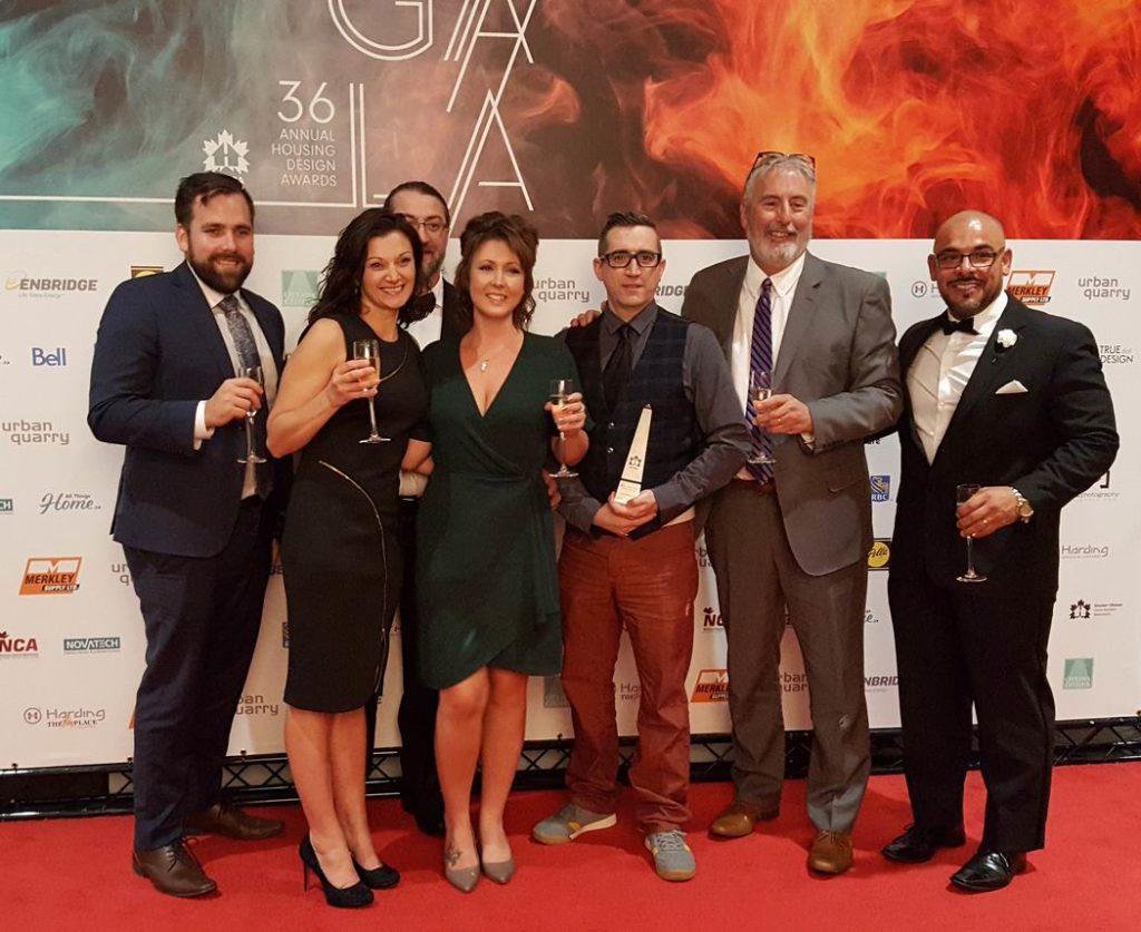 2019 Housing Design Awards Ottawa design awards Amsted Design-Build renovator of the year