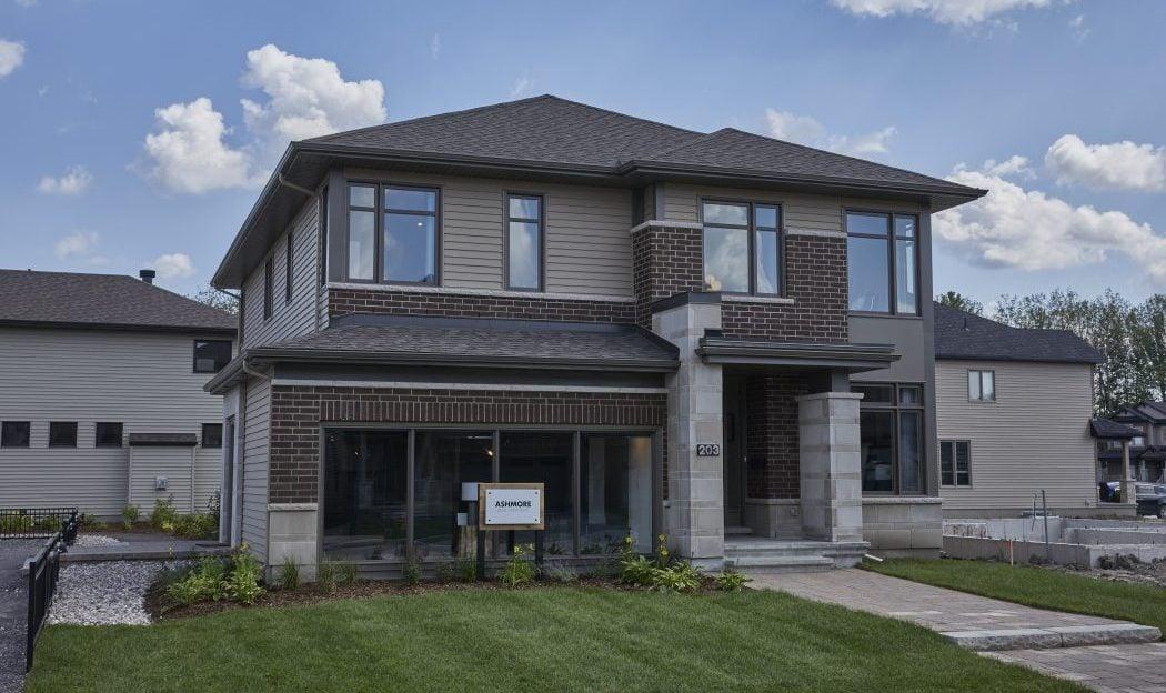 Richcraft Ashmore Pathways Ottawa new homes