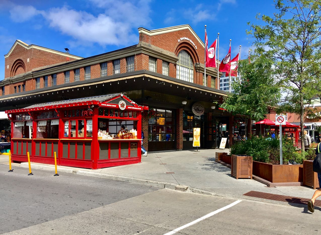 ByWard Market Building community profile Ottawa Ontario