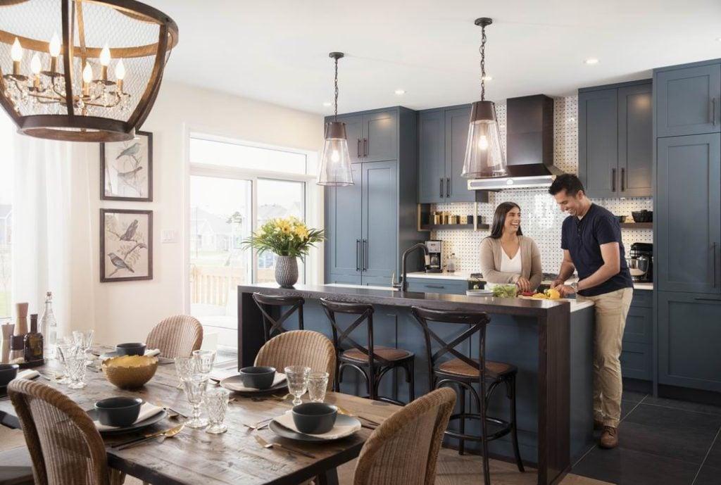 Caivan Communities Barrhaven Ottawa new homes kitchen