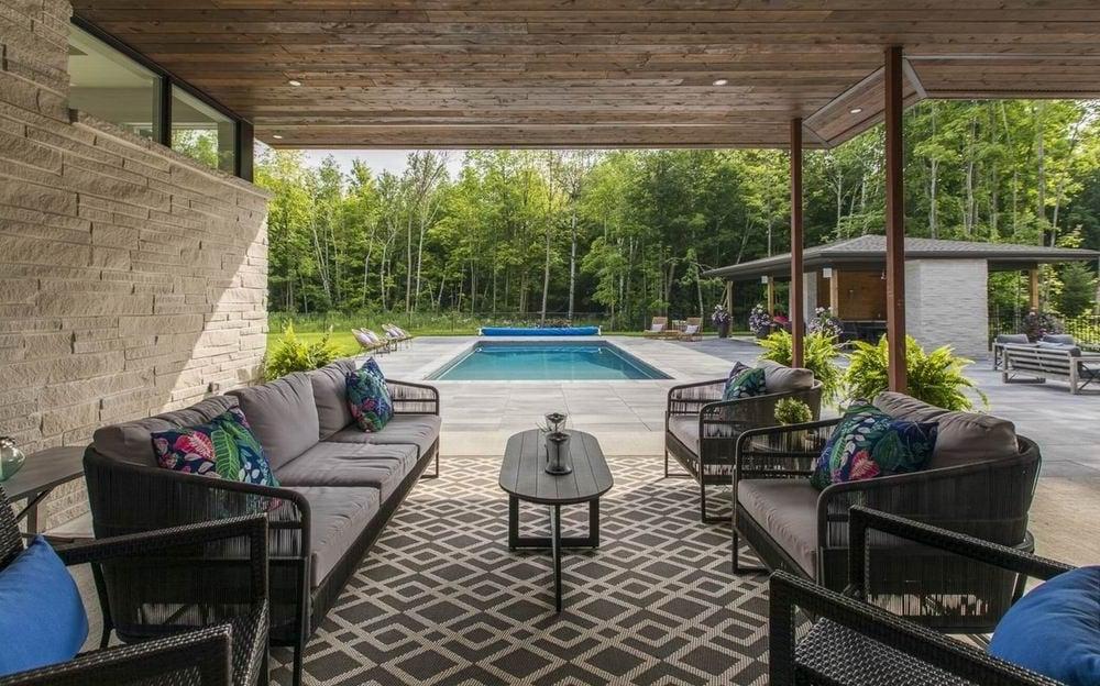 Canterra Design + Build Ottawa outdoor spaces outdoor living