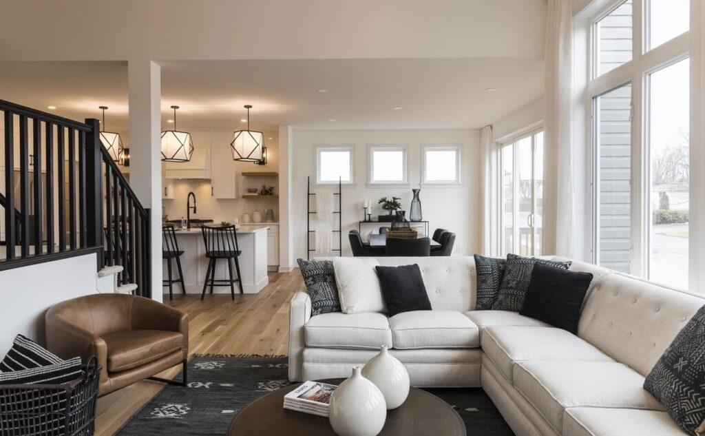 Ottawa new homes Cardel Homes Nichols model