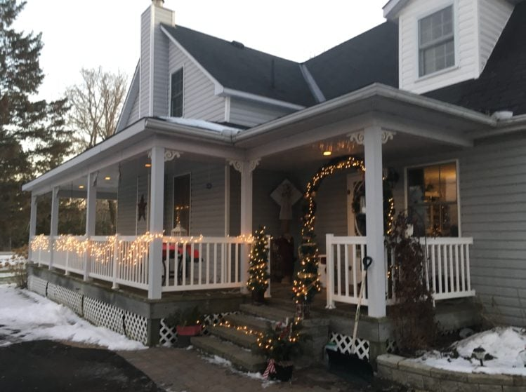 Christmas in Carleton Place House Tour home tour