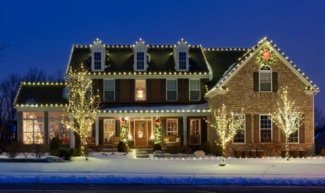 Who Will Do Your Outdoor Christmas Lights Allthingshome Ca