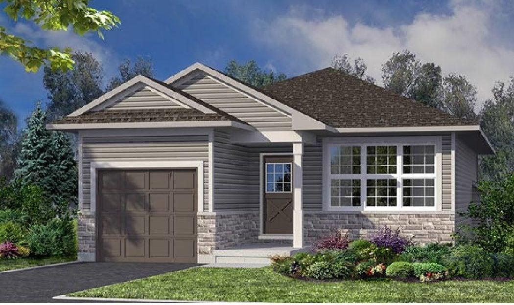 Phoenix Claremont Pathways Ottawa new homes