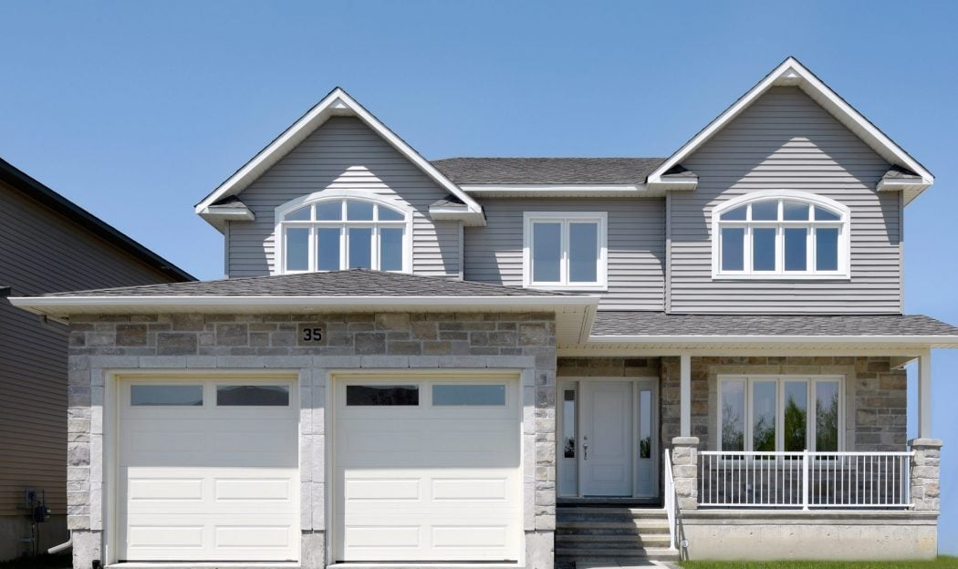 Corvinelli Homes Russell Trails Ottawa Garnet model home
