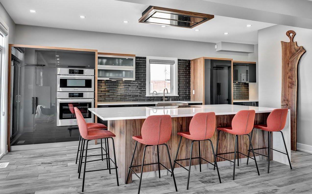 2019 NKBA awards Ottawa contemporary kitchen