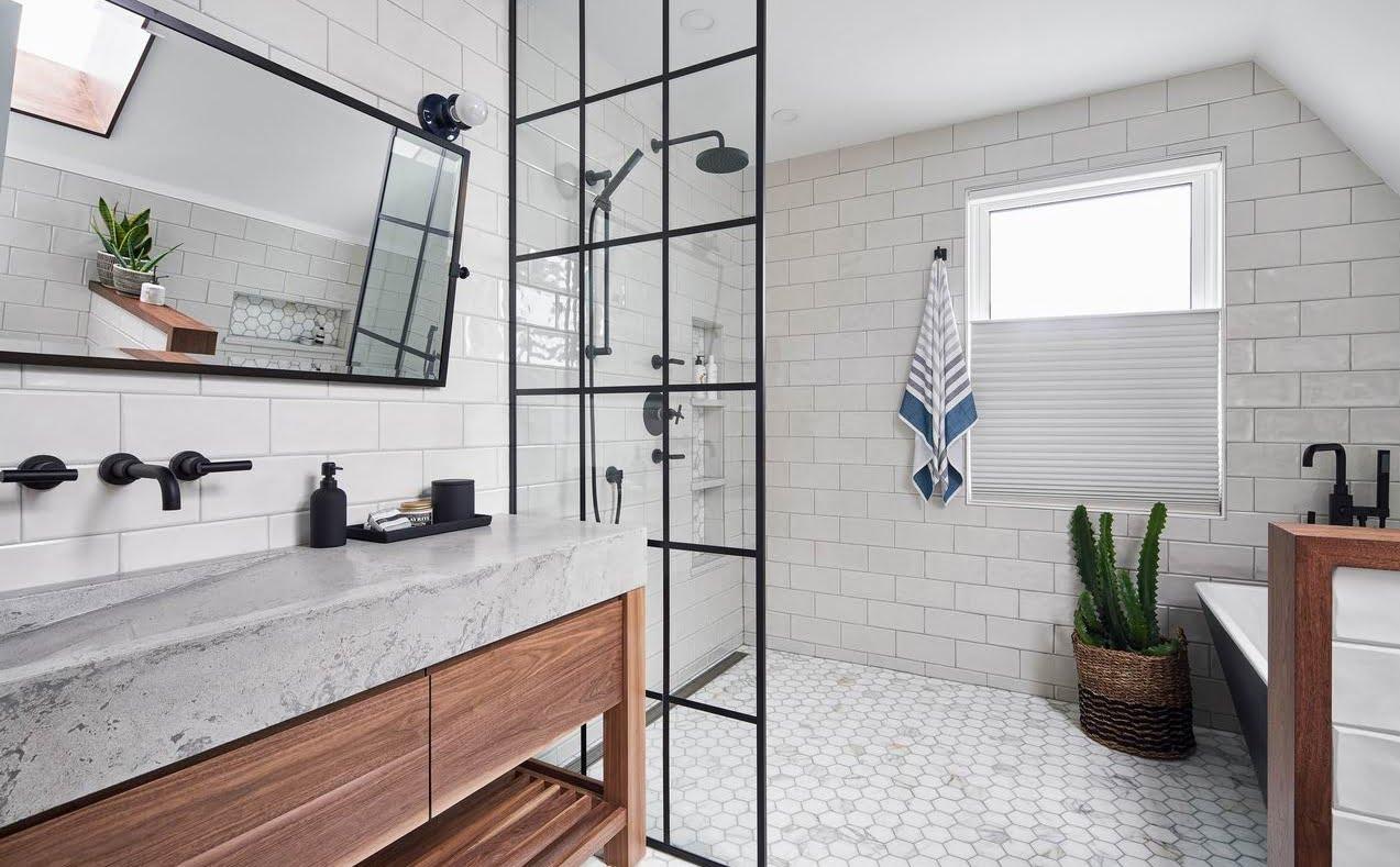 2019 NKBA awards Ottawa bathroom wet zone