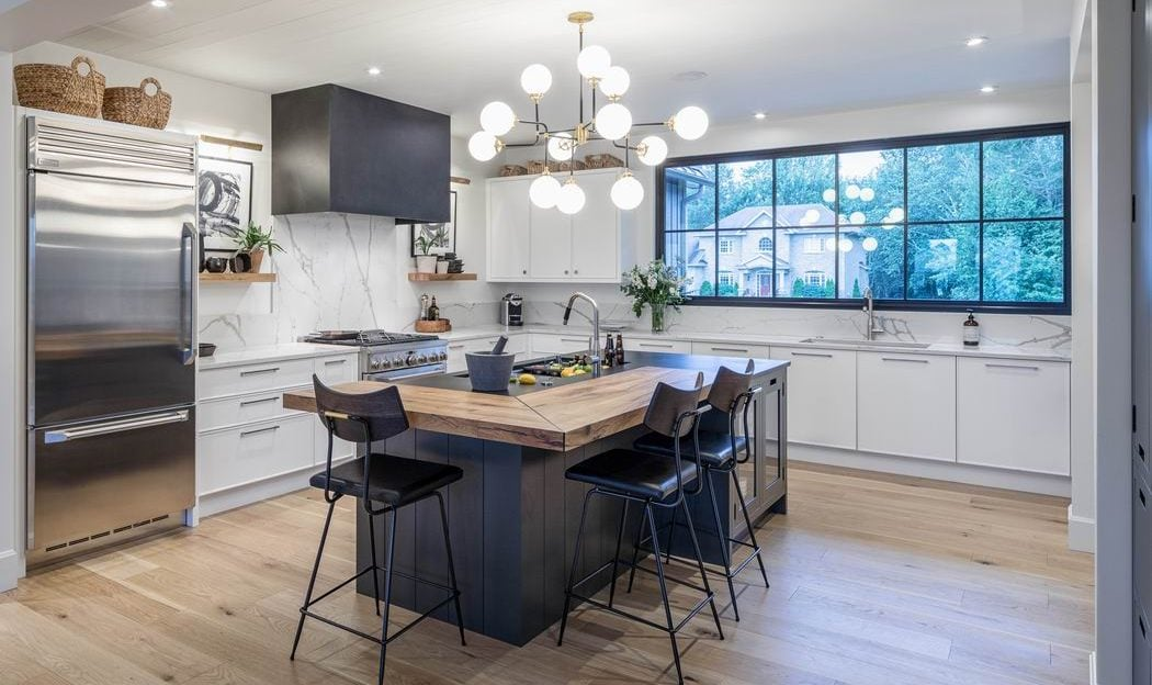 Ottawa Kitchen Offers A Timeless Look