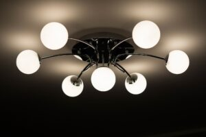 DES ceiling light
