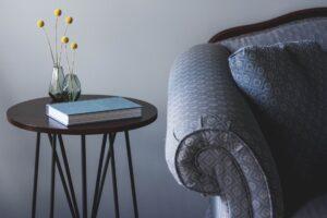 DES re-upholster