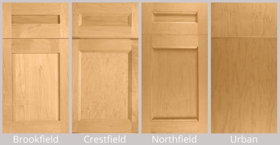 Deslaurier door styles