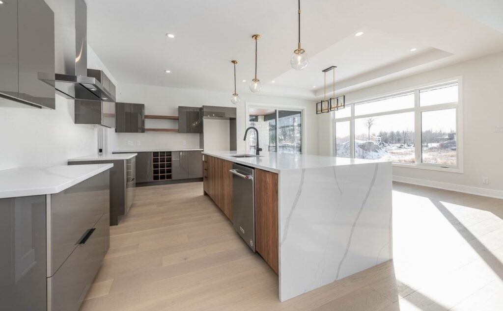 cost to upgrade a builder kitchen