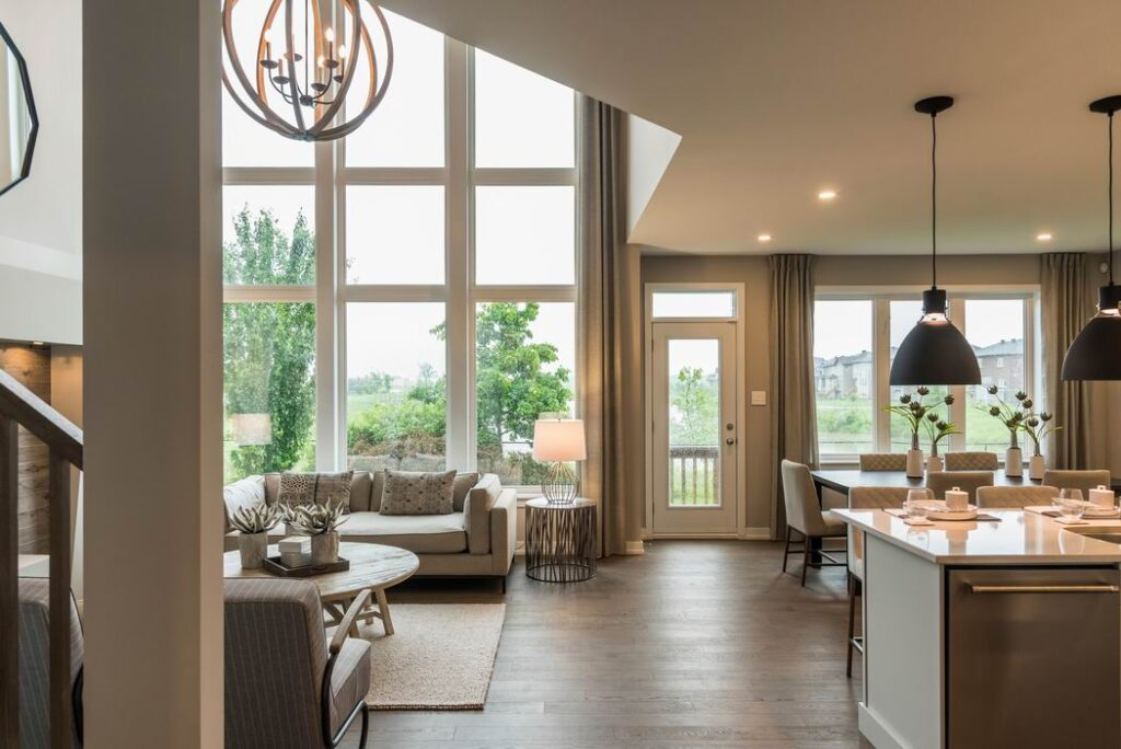 new models at Blackstone Cardel Homes Devonshire new homes in Ottawa
