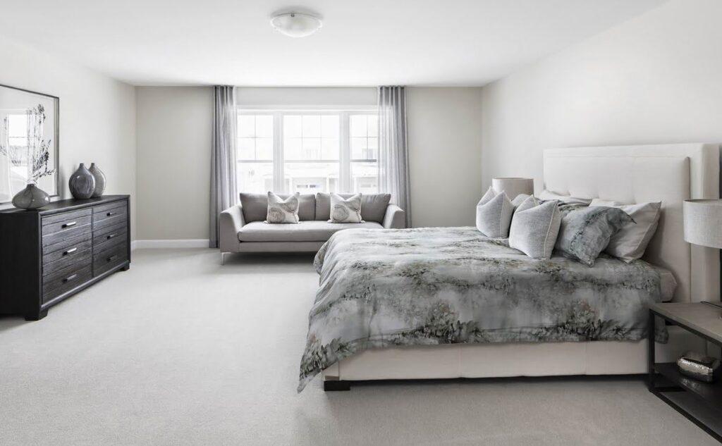 Ottawa new homes bedroom