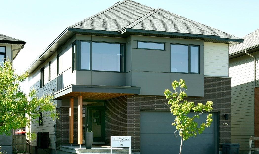 The Mayfair model home HN Homes Ottawa new homes