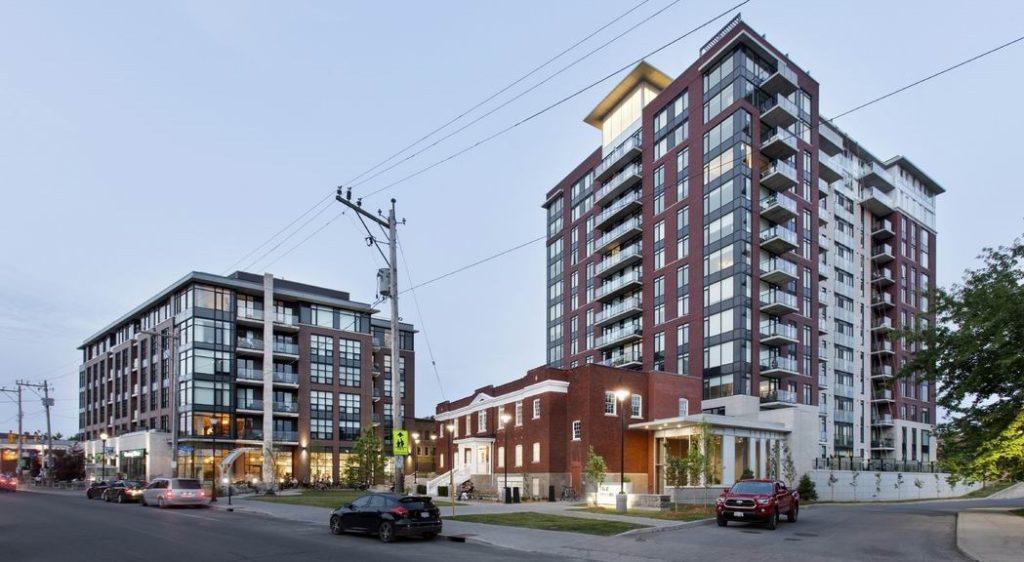 2019 Housing Design Awards Ottawa design awards Tamarack Homes Hobin Architecture Ottawa condos