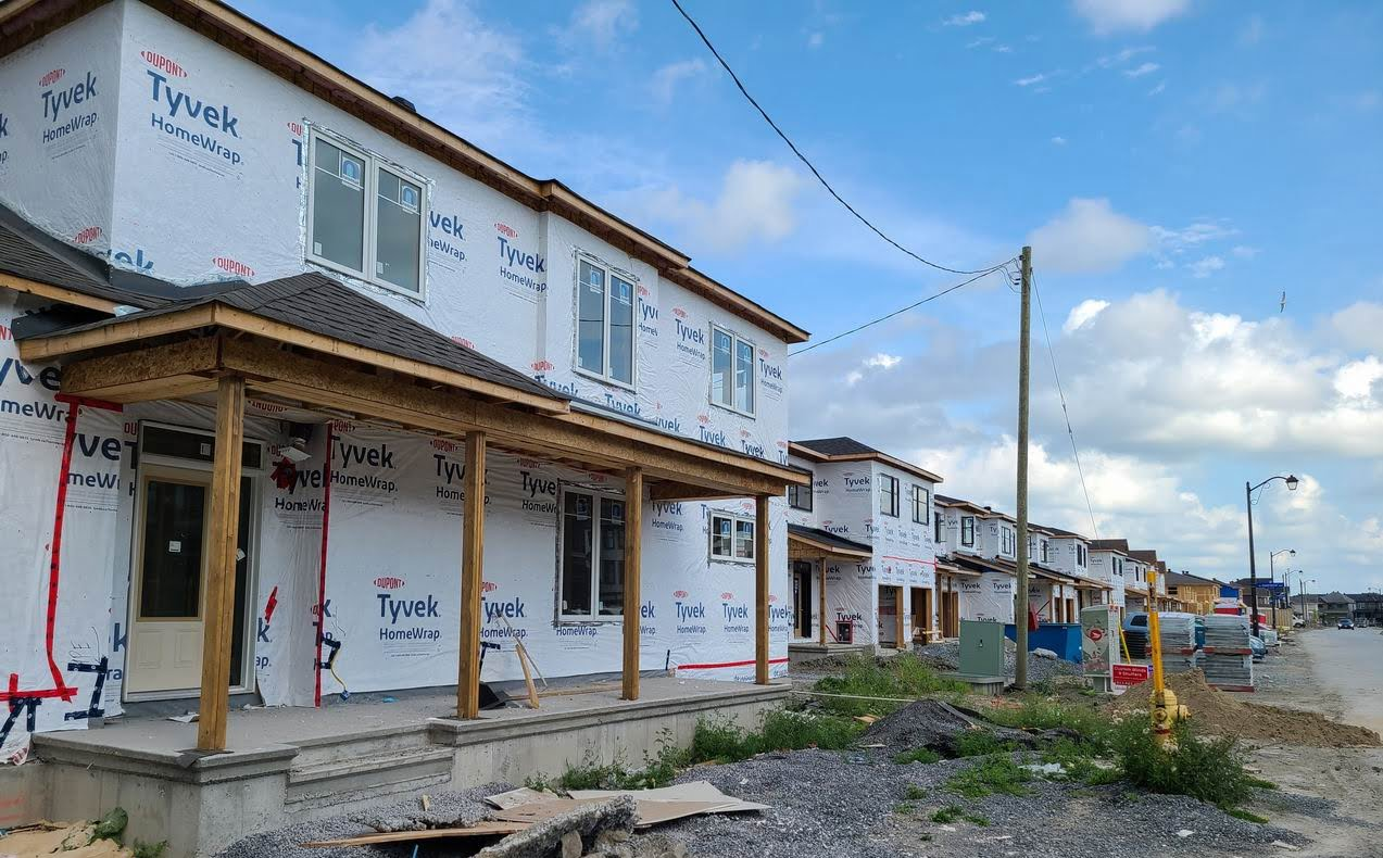 July 2021 Ottawa new-home market