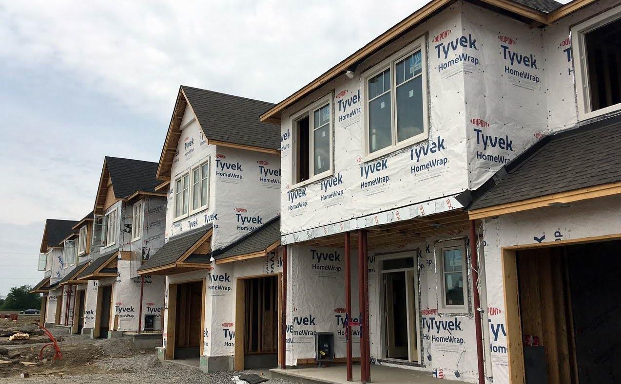 June 2021 new-home market
