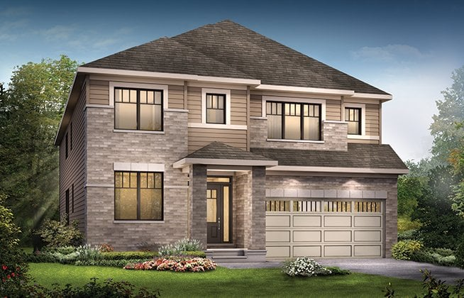 phase two at Quinn's Pointe Minto Communities Ottawa new homes