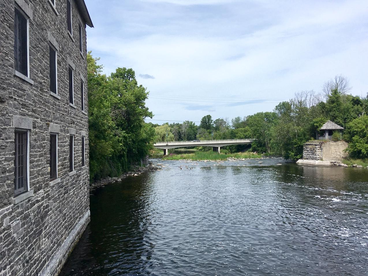 Manotick Ottawa Rideau River Watson's Mill