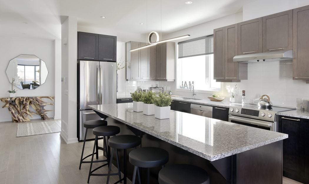 The Mayfair model HN Homes model home Ottawa