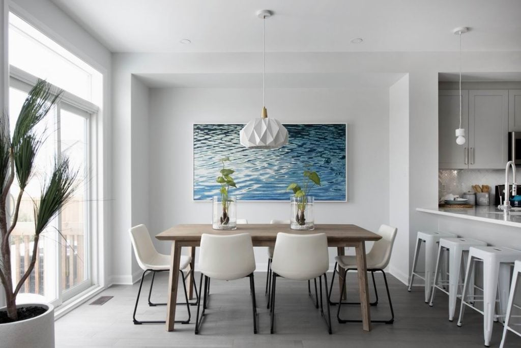 Minto Communities Barrhaven Ottawa new homes Laguna model