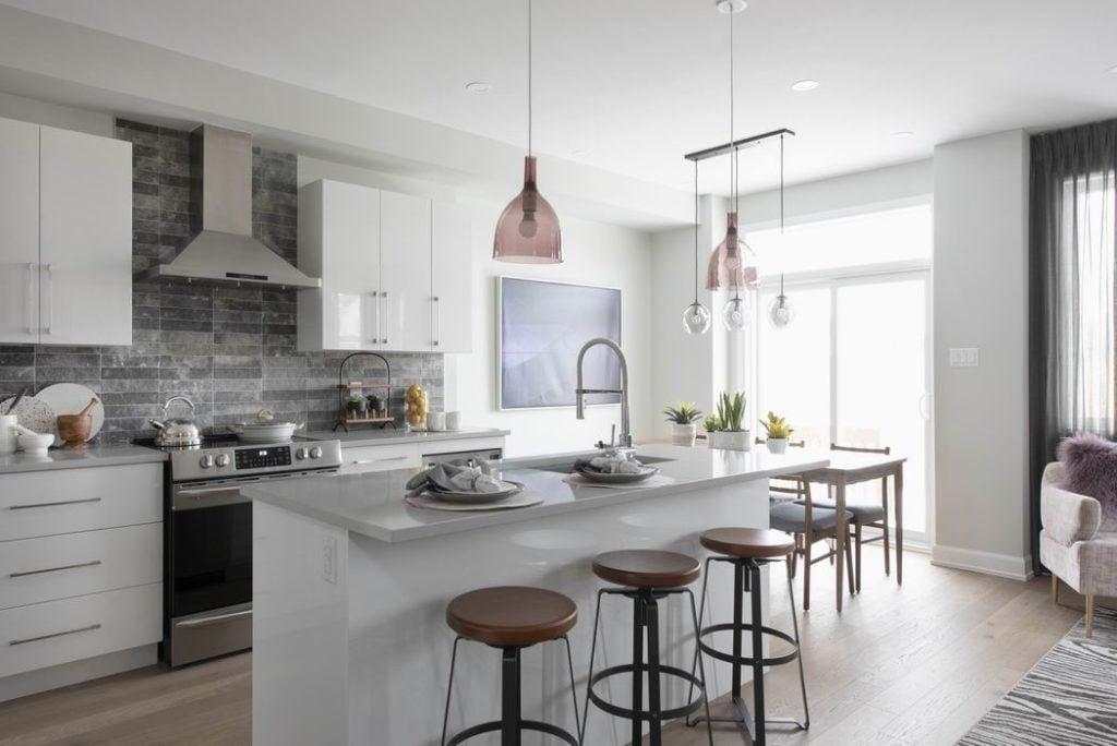 Minto Communities Barrhaven Ottawa new homes Tahoe end model