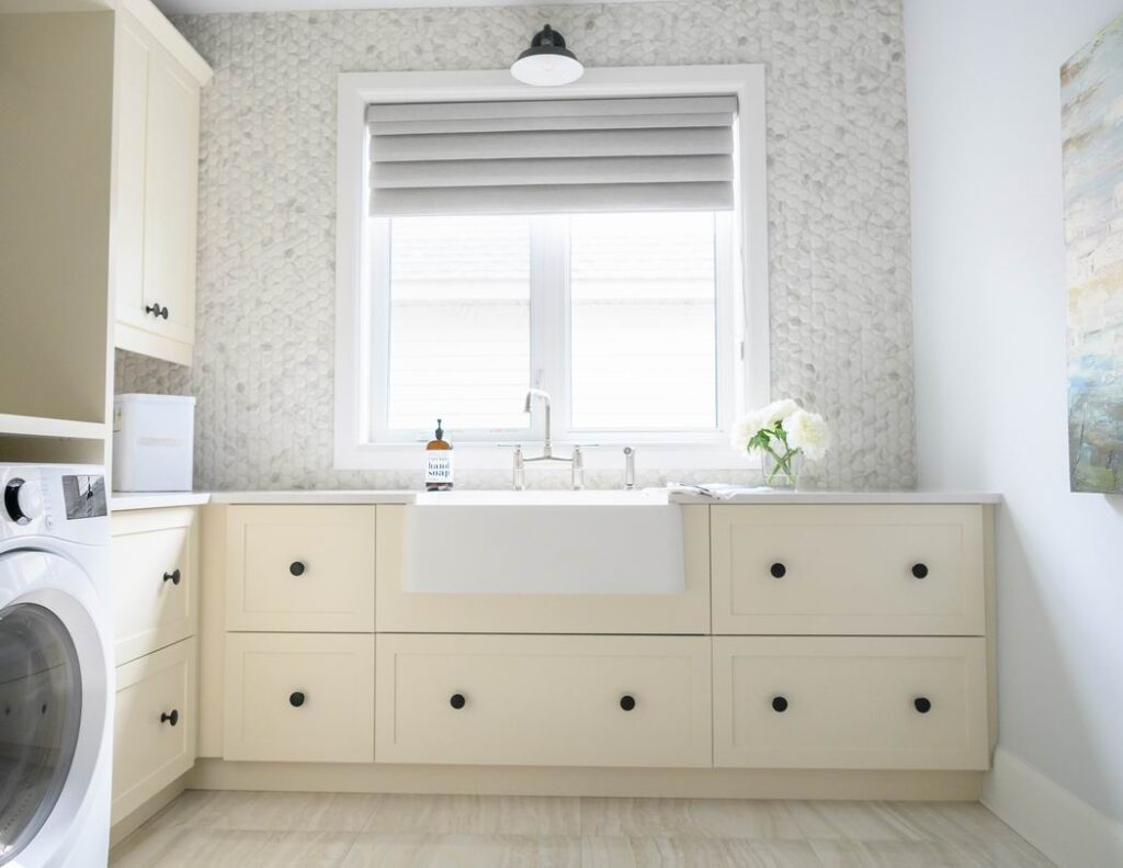 Minto dream home CHEO Dream of a Lifetime Lottery laundry room