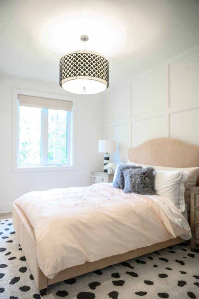 Minto dream home CHEO Dream of a Lifetime Lottery bedroom