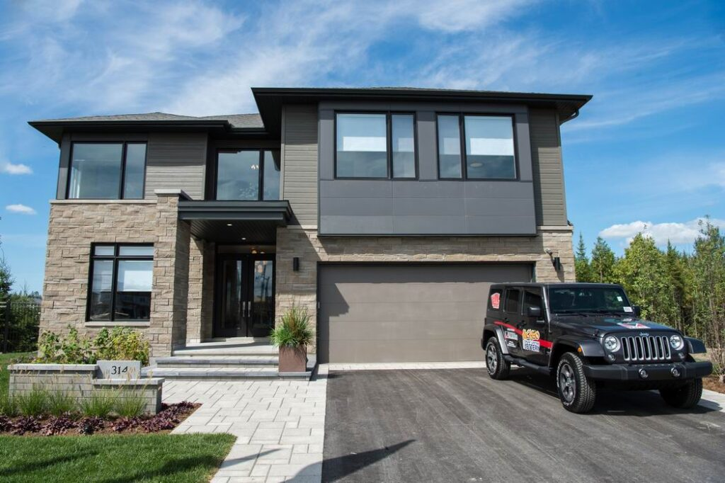 Minto dream home CHEO dream home Dream of a Lifetime