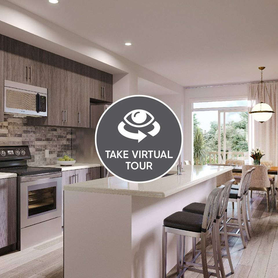 Ottawa new homes Minto Communities virtual tours