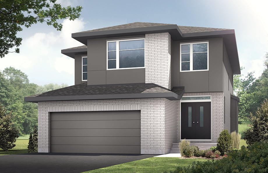 new models at Blackstone Cardel Homes Montage new homes in Ottawa