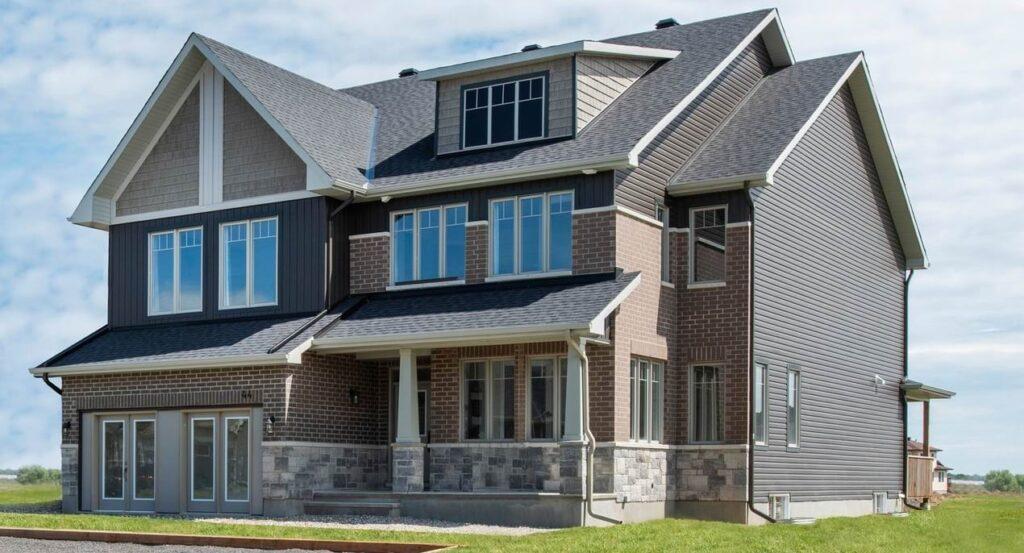 Ottawa new homes Phoenix Homes Newington model multi-generational