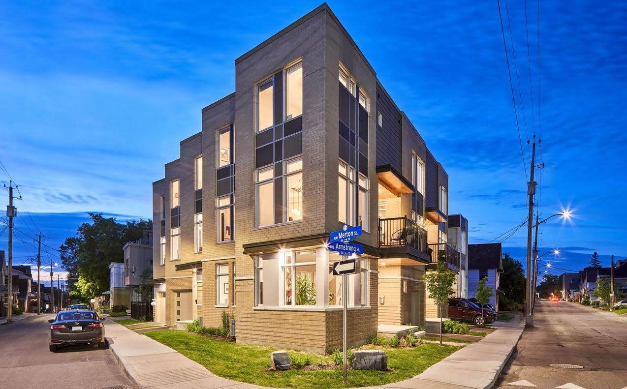 Ottawa housing is changing infill