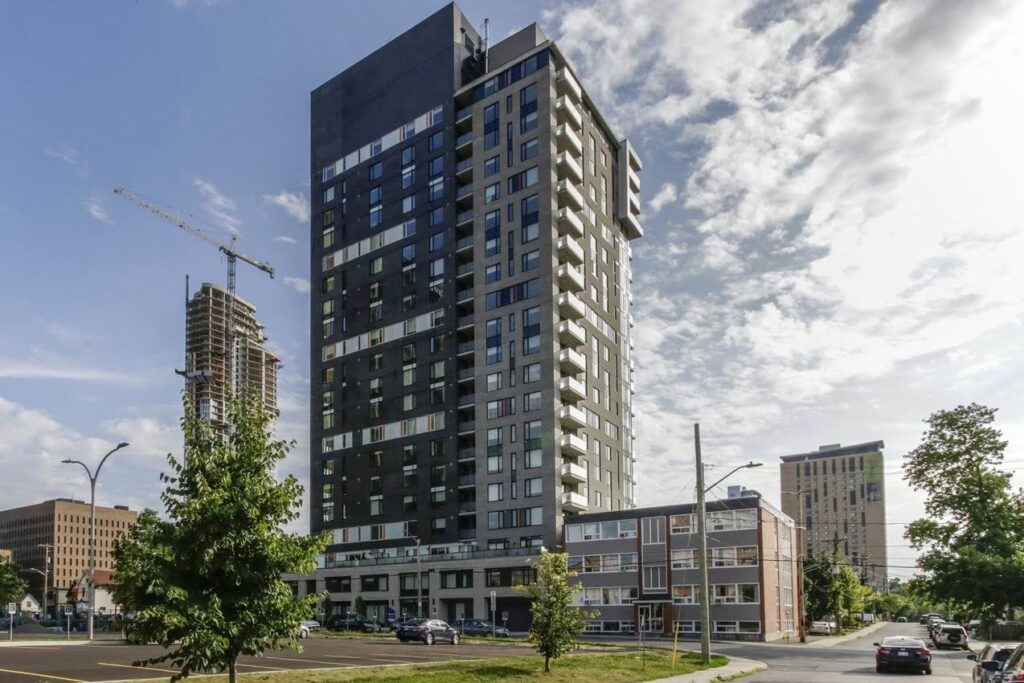 Ottawa housing is changing high-rise