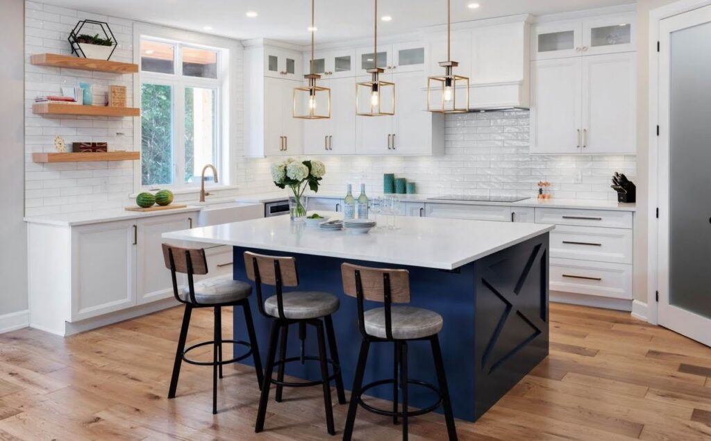 Laurysen Kitchens & Shellstar Homes 2020 Ottawa Housing Design Awards People's Choice Award