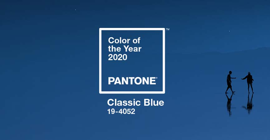 Pantone colour of the year Classic Blue Minto Communities