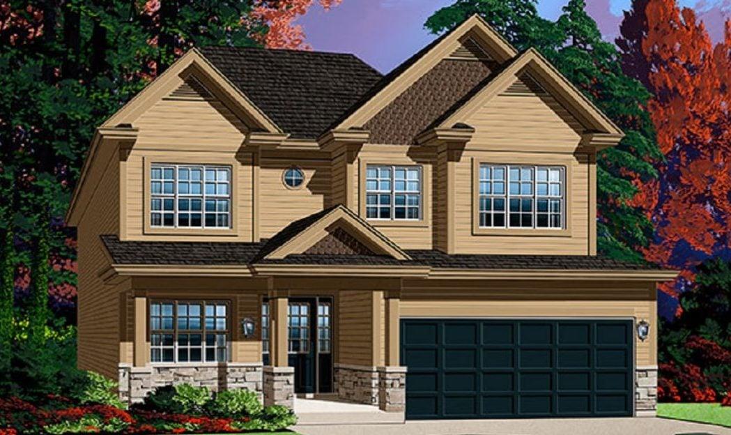 Phoenix Homes Winchester Ottawa new homes
